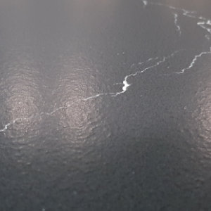 Quartz Leather Finish Series Nero Silk